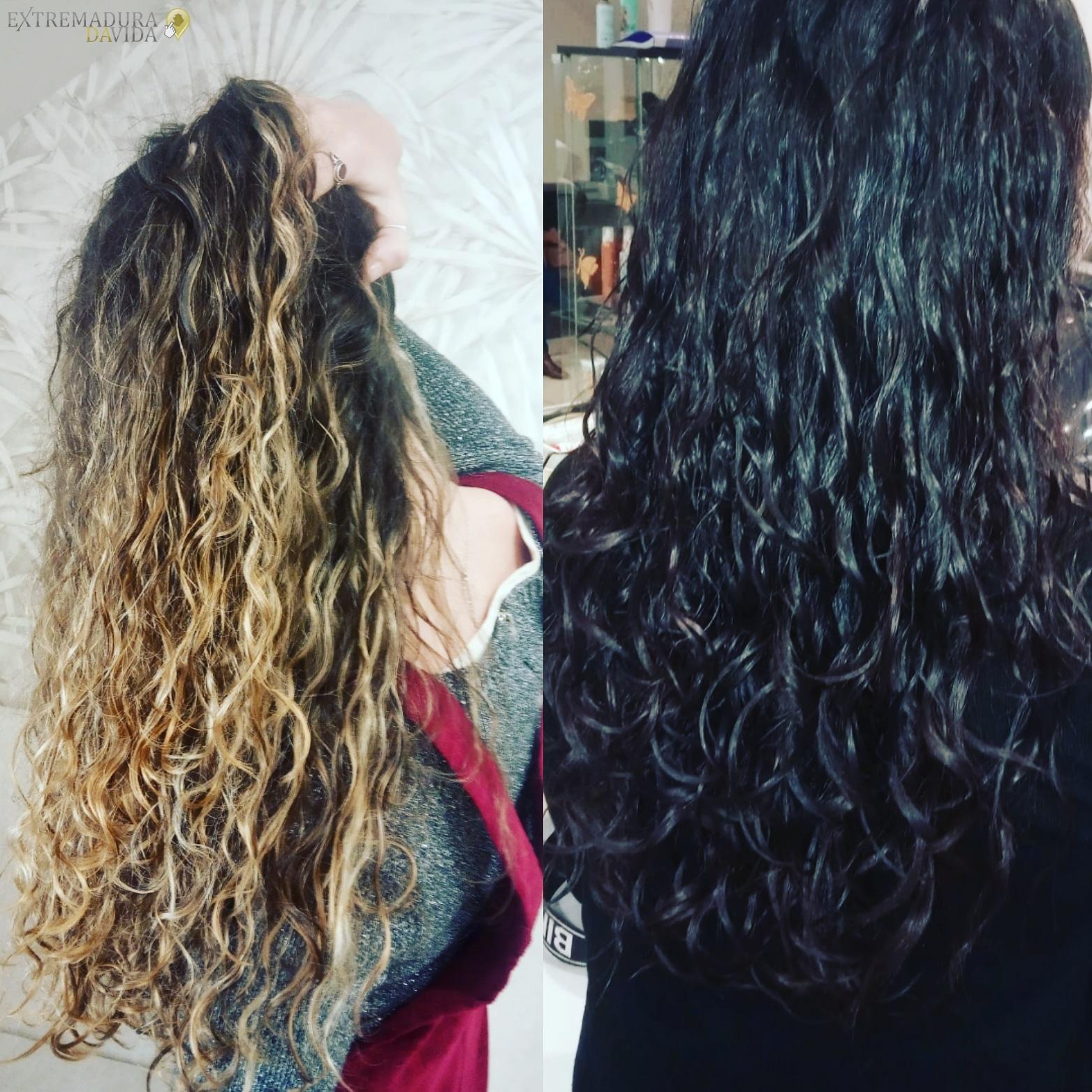 La mejor peluquería de Badajoz Carmen Sándalo