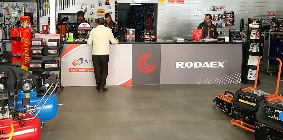 TIENDA REPUESTOS AUTOMOVIL CÁCERES RODAEX RODAMIENTOS