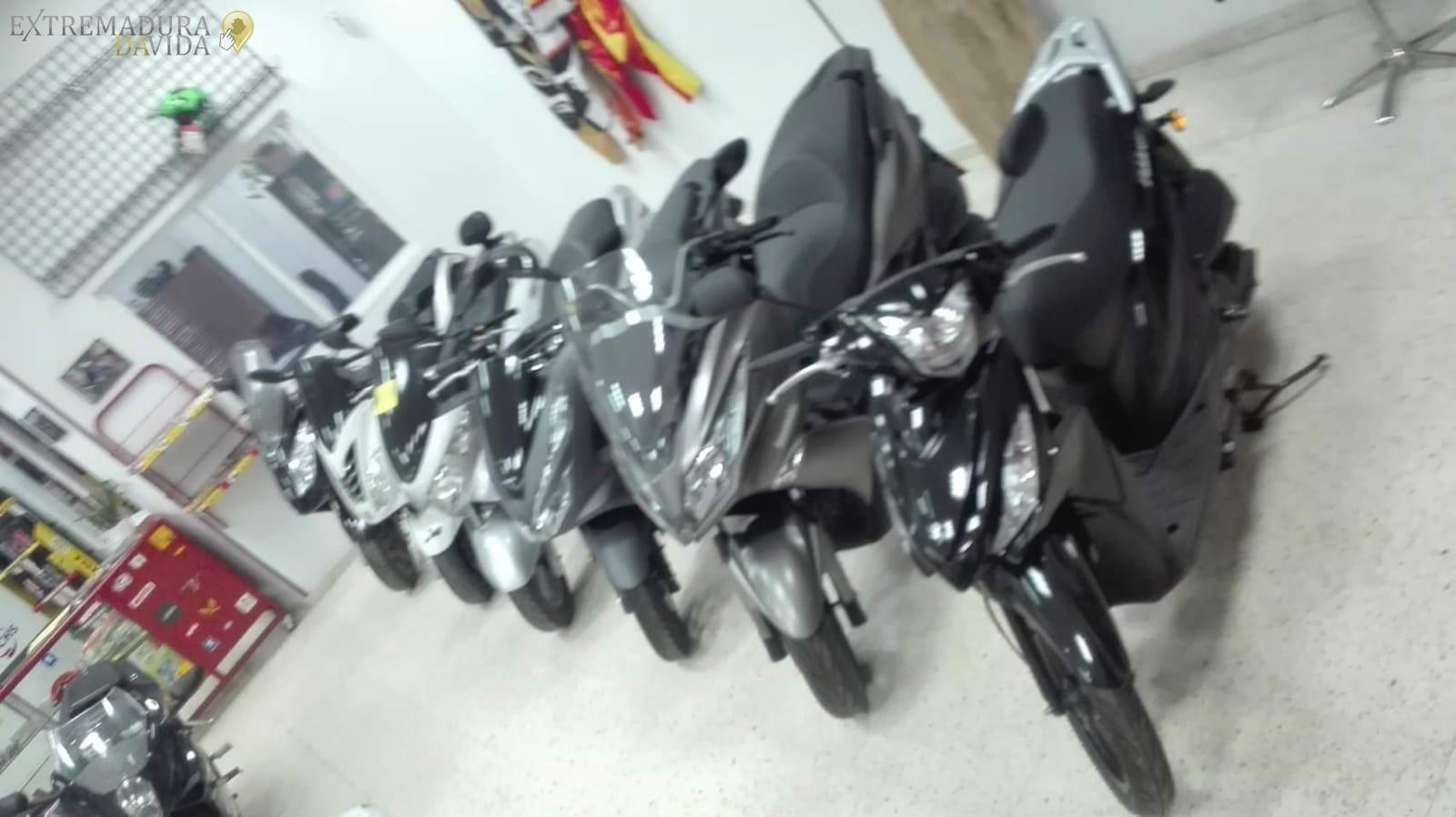 Motos y Quatd En Almendralejo