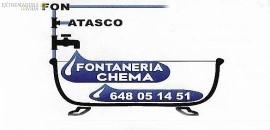 Fontanero en Cáceres Trujillo Fontanería Chema