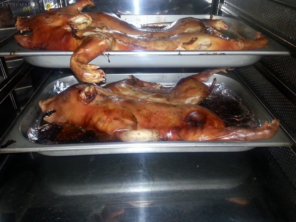 Raciones Hamburguesas comida para llevar Cáceres New Golden