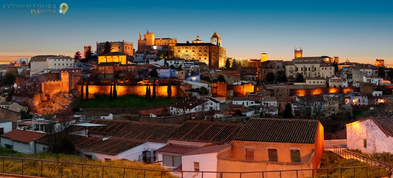 www.extremaduradavida Turismo Extremadura
