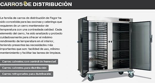 Servicio Técnico Fagor industrial Cáceres JR