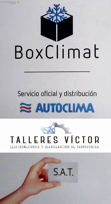 SERVICIO OFICIAL AUTOCLIMA EXTREMADURA REPUESTOS VICTOR