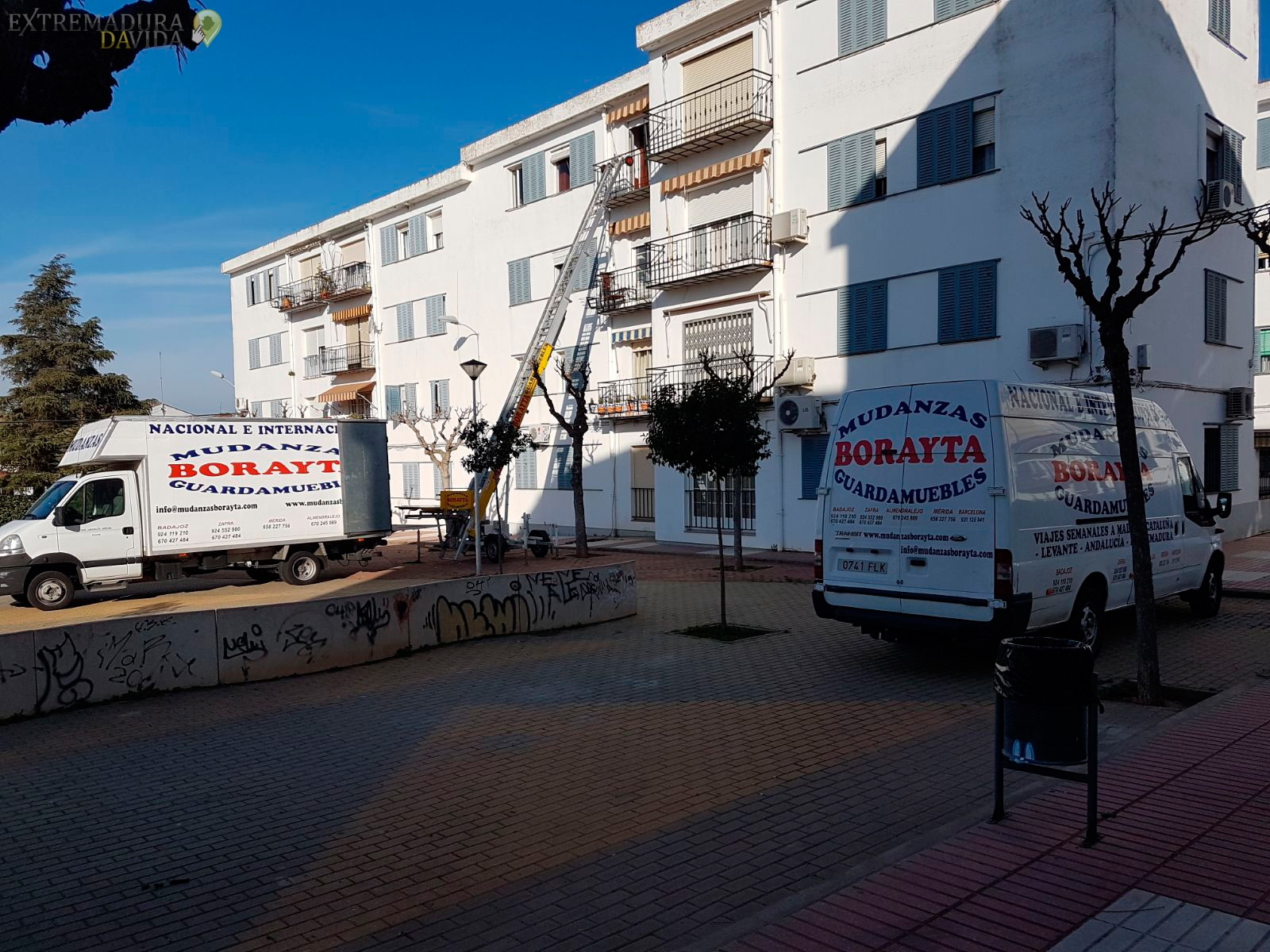 Mudanzas Boryata Guardamuebles en Badajoz,
