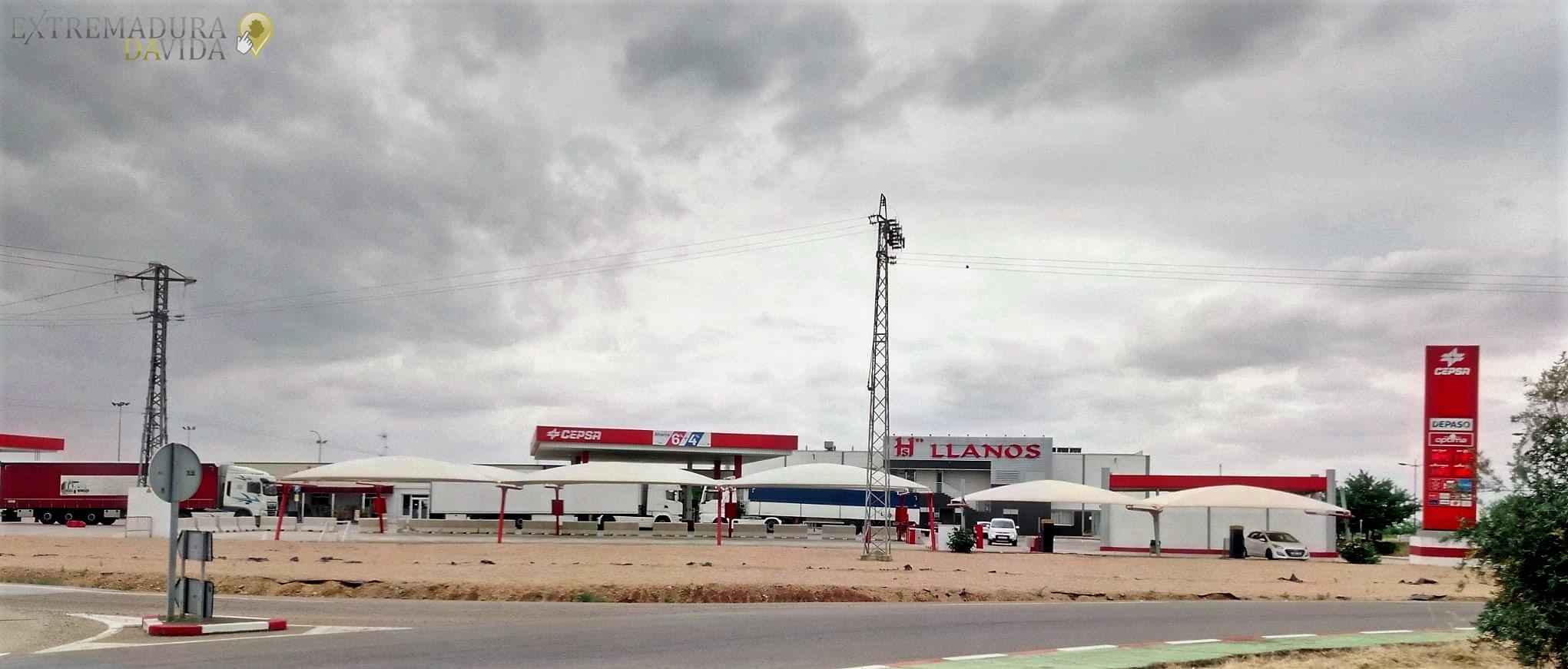 Gasolineras A66 Ruta de la Plata Area de servicio
