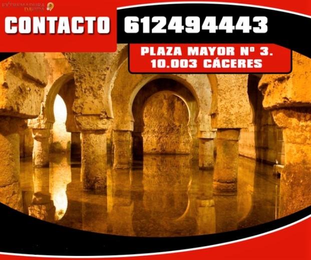 Agencia turistica Cáceres ITurismo