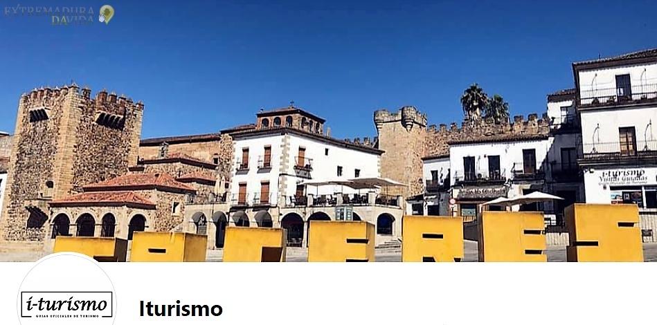Oficina de turismo en Cáceres I-Turismo