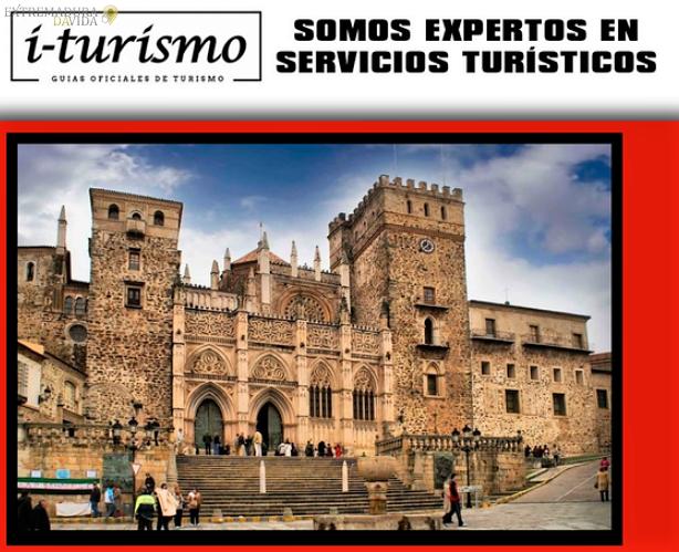 Servicios turísticos en Cáceres ITurismo