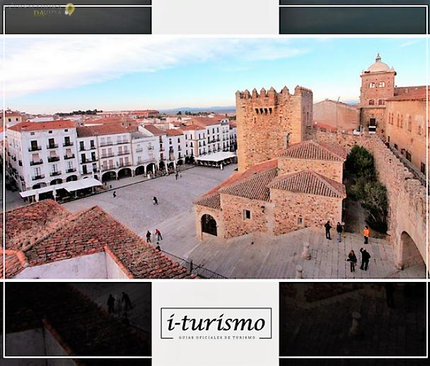 Visitar Cáceres I-Turismo en Cáceres