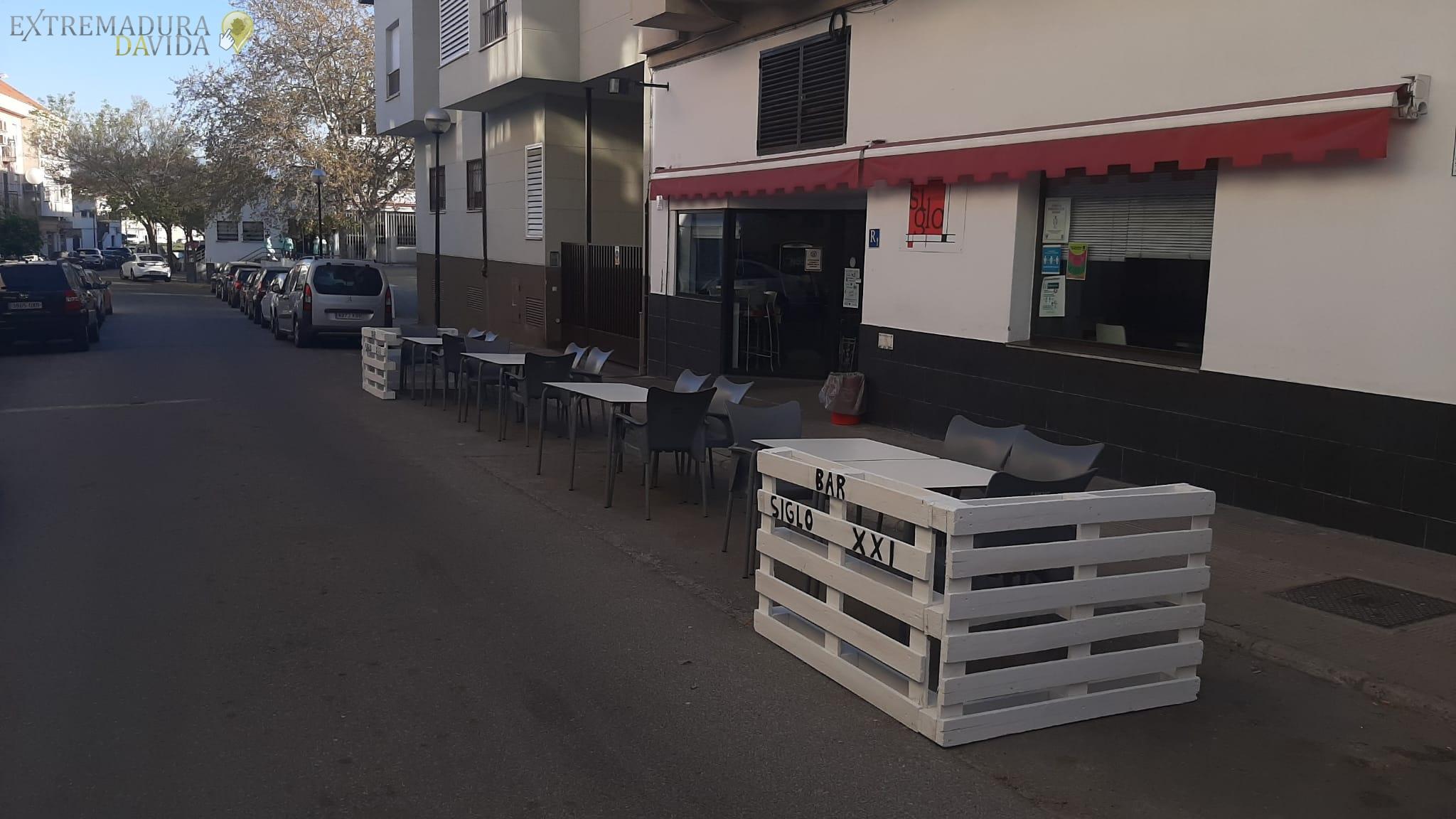 Restaurante Raciones en Navalmoral de la Mata Nuevo Siglo