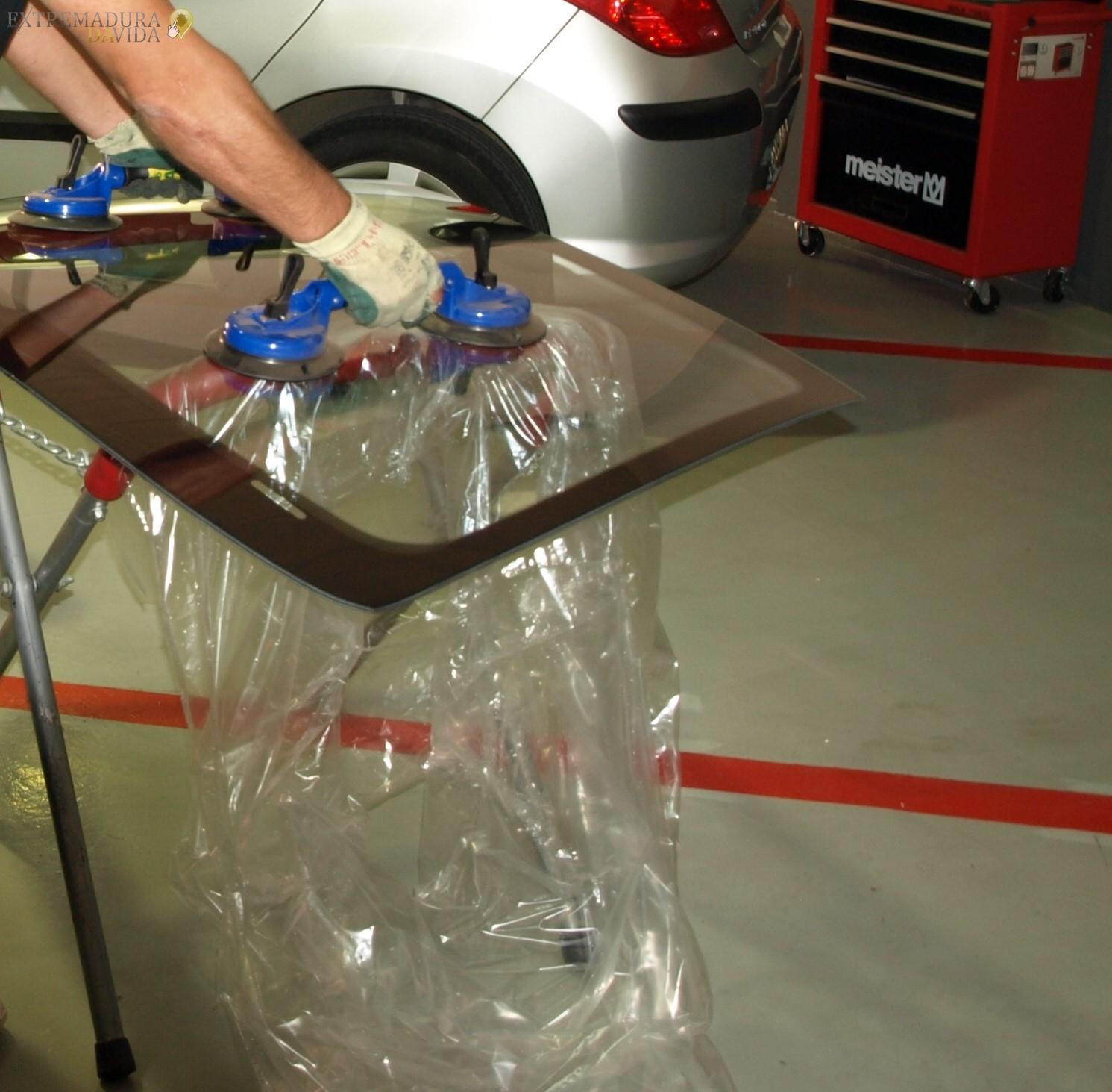 Cristalería del Automóvil en Alange Autoglass Mérida
