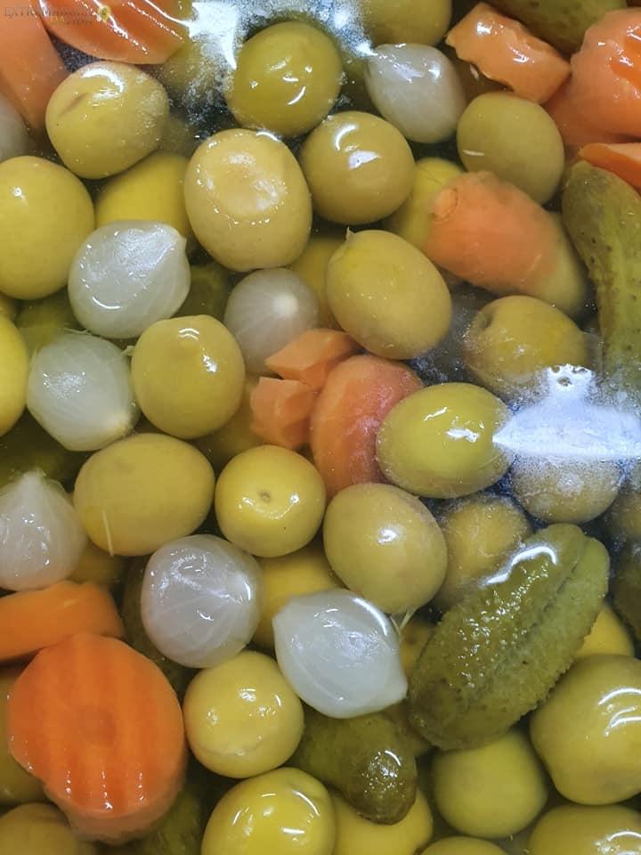 Encurtidos en Almendralejo Alimentación La Paz