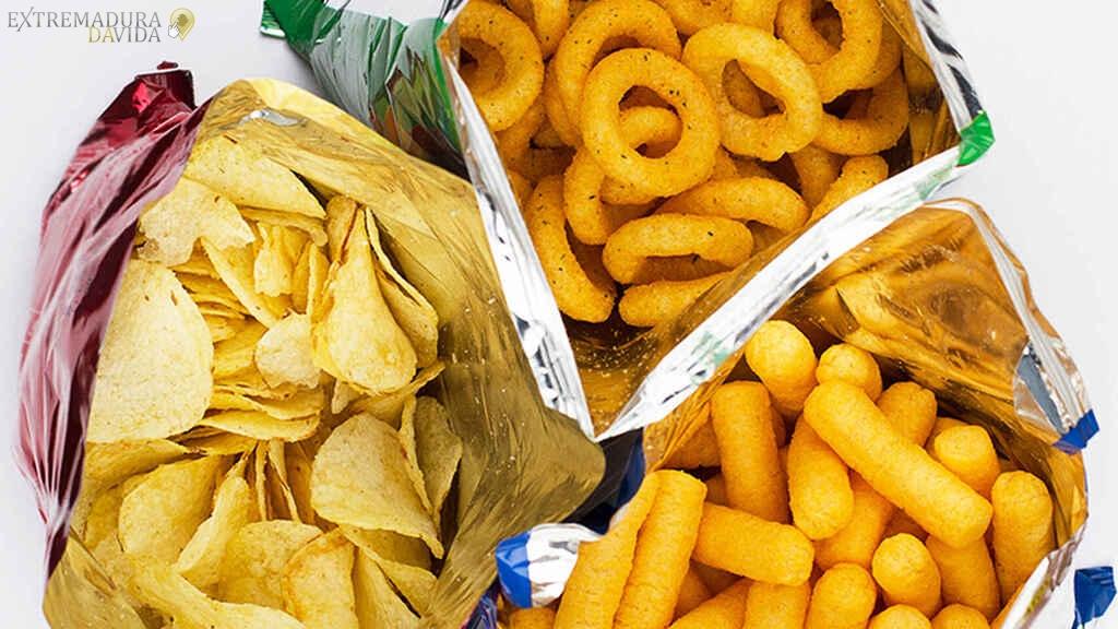 Snack en Almendralejo Tienda La Paz