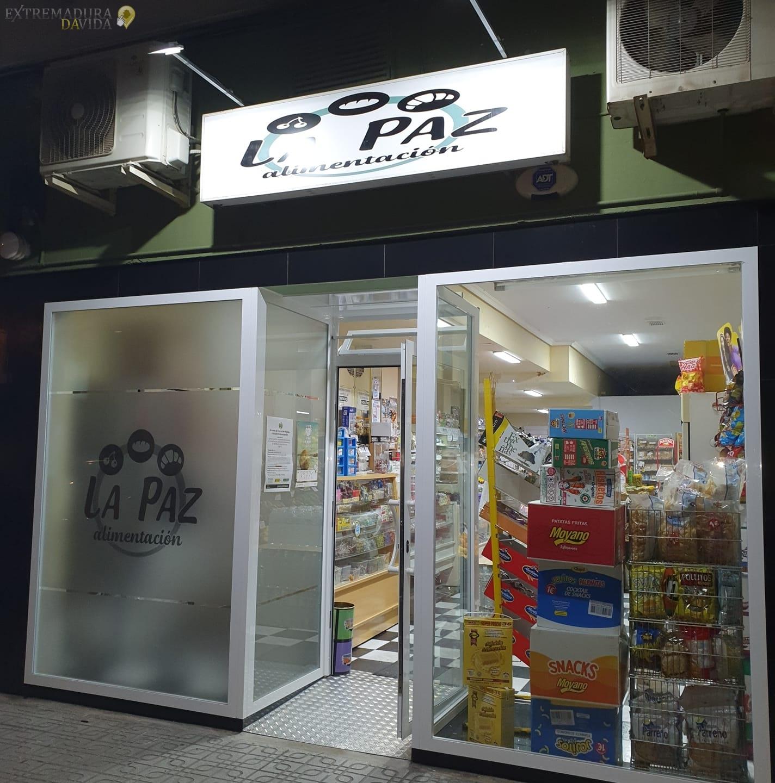 Tienda Gourmet en Almendralejo La Paz